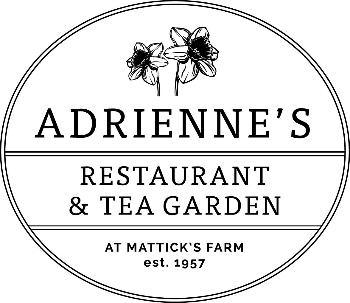 Adriennes Restaurant and Tea Grarden logo