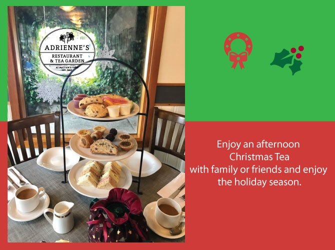 Adriennes Tea Room