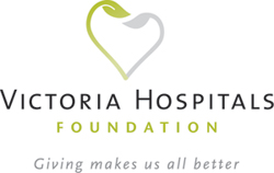 Adriannes supports Victoria Hospital Foundation